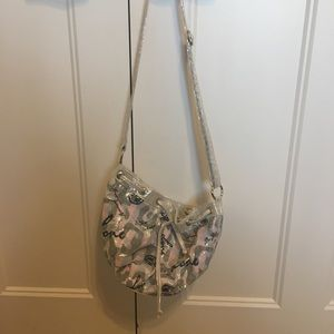 Girls Justice sparkly purse
